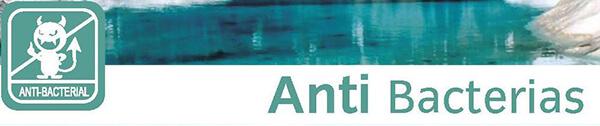 estores ecológicos, anti bacterias