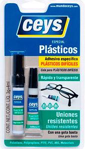 hogar adhesivo específico plásticos difíciles