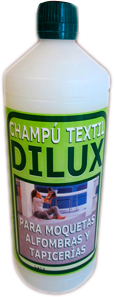 hogar limpiador champú textil