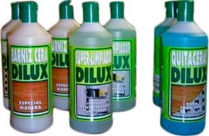 hogar limpiadores otros dilux