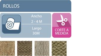 suelos alfombras naturales algas