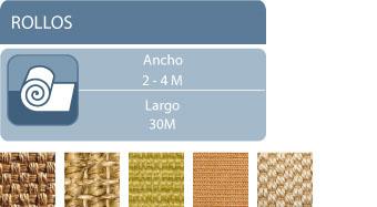 Suelos alfombras naturales sisal