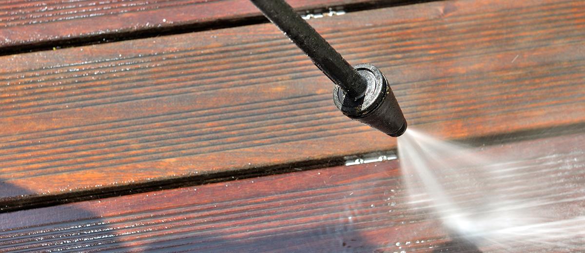 Mantén tu jardín perfectamente limpio
