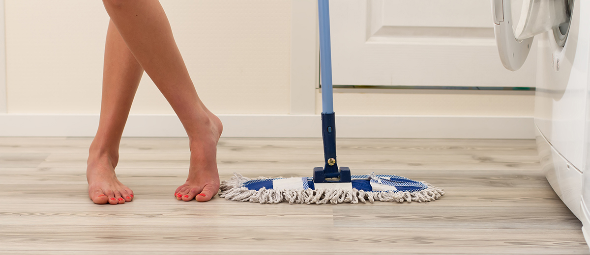 Limpiador profesional para suelos laminados y parquet