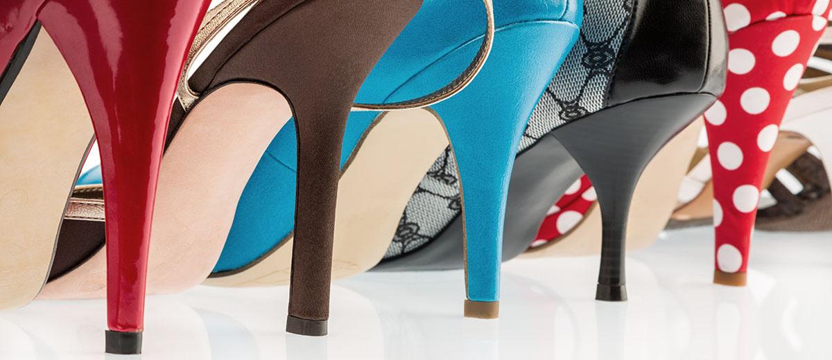 Si los zapatos son diferentes, por qué no los felpudos