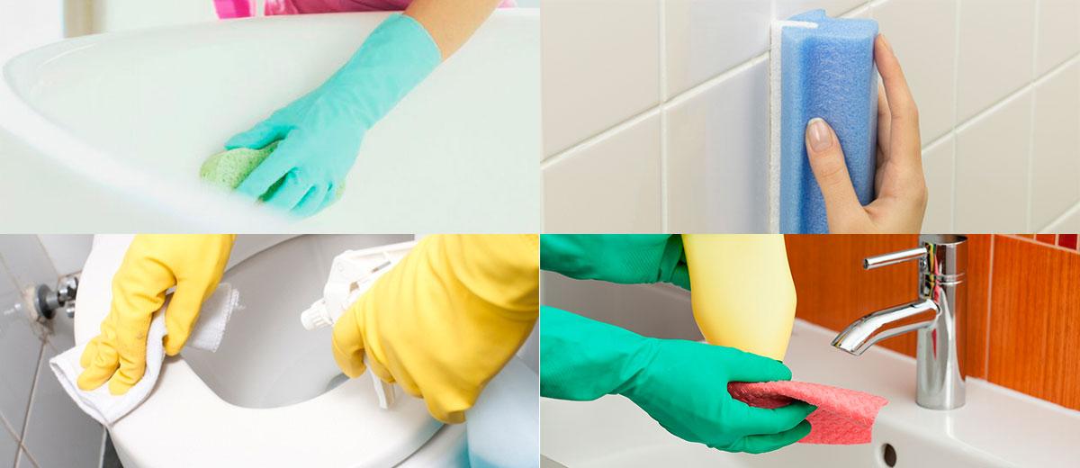 Limpiadores para baños