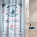 cortinas tela para baño 01