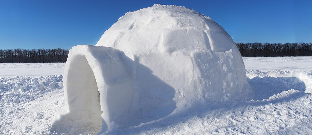 Ésta es una forma de protegerse del frío