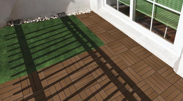 Losetas madera curtipl s for Losetas madera terraza