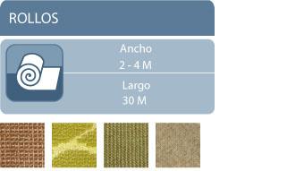 Suelos alfombras naturales yute
