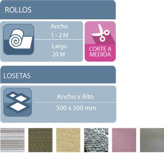 alfombras de vinilo suelo