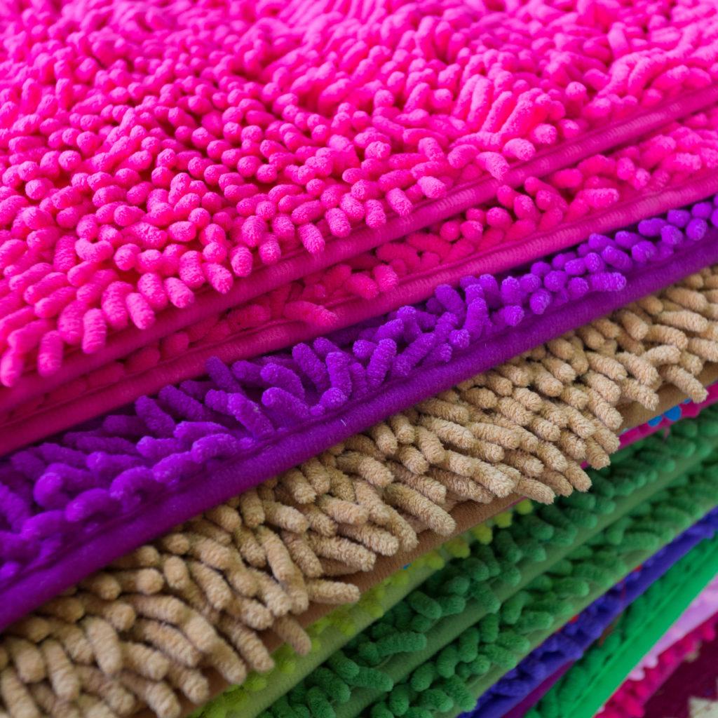 alfombra lana suelo