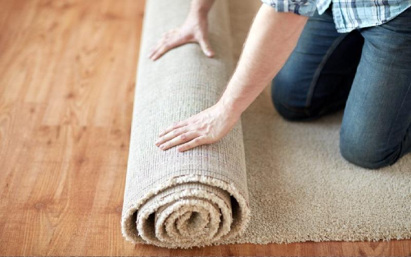 alfombra suelo acrilica