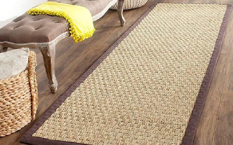 alfombra fibra