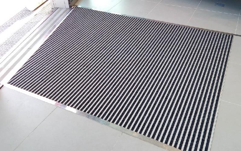 felpudos aluminio