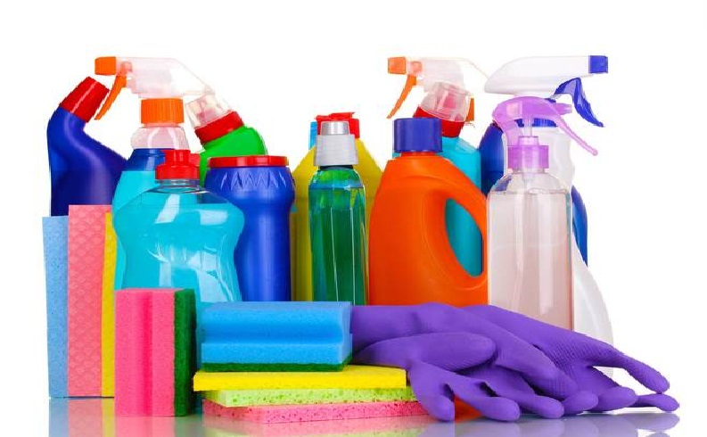 hogar limpieza