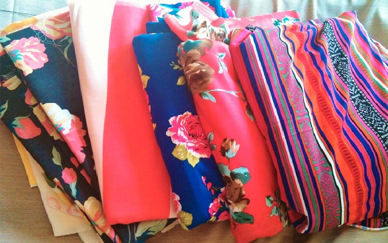 tapicería textil